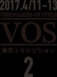VOS東京エキシビション_V.MAGAZINE_2017