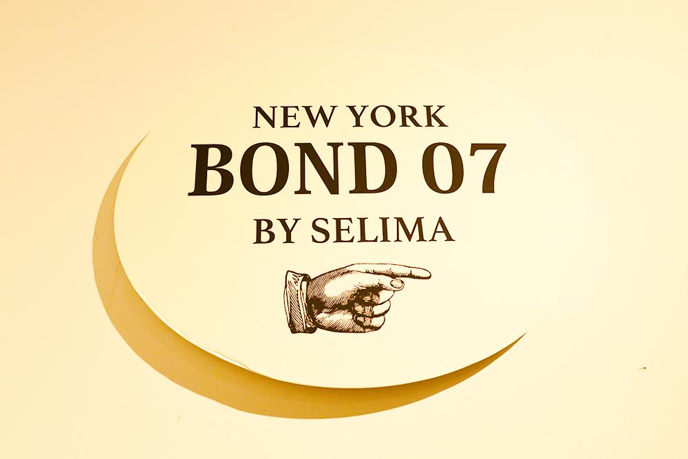 BOND 7 by Selima × GLOBE SPECSpage-visual BOND 7 by Selima × GLOBE SPECSビジュアル